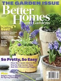 best gardening magazines. Interesting Magazines Print Magazines From Better Homes U0026 Gardens Inside Best Gardening Magazines S