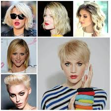 Hairstyle Short Hair 2016 short blonde hairstyle inspiration for 2016 2017 haircuts 2506 by stevesalt.us