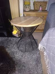 homesense small occasional table new