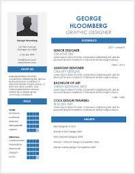 Modern Resume Template Word Format Free Minimalist Professional Microsoft Docx And Google Docs Cv