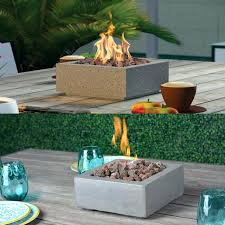 backyard fire bowl bowls backyard fire bowl outdoor with lava rock propane gas fireplace table top