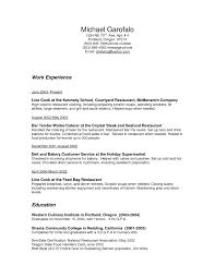 Kitchen Hand Resume Cover Letter For Housing Officer Kitchen Hand Resume And