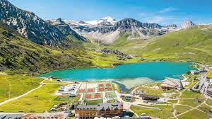 Summer at Hotel Ski d'Or, Tignes - YouTube