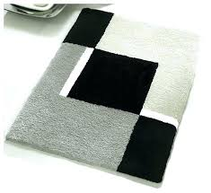 gray and white bathroom mats black grey striped bath rug rugs home improvement scenic grey and white bath mat set gray bathroom rug