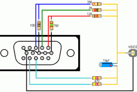 vga to rca wiring diagram vga image wiring diagram wiring diagram vga to rca cable wiring diagram and schematic on vga to rca wiring diagram
