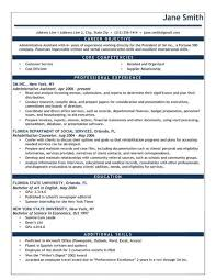 Resume Career Goals Resumes Objectives 20 Objective Examples Use ...