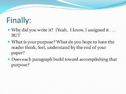 prof  k  e  ogden  what is a definition essay  when you write a    finally  why did you write it   yeah  i know  i assigned