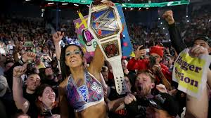 WWE Clash of Champions: Bayley vs. Charlotte Flair must main event