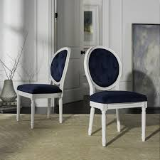 Side Chairs For Bedroom Fox6235a Set2 Dining Chairs Furniture By Safavieh