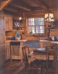 Cabin Kitchens Small Cabin Kitchens Kitchen Collections