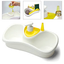 organization kitchen sink holder peters kensington snips sponge soap dispenser hold down brackets accessories clips towel