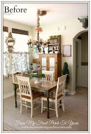 From My Front Porch To Yours- Updated French Farmhouse Breakfast Nook