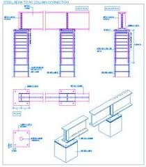 hss steel column and beam connection google search steel steel beam to rc column connection detallesconstructivos net