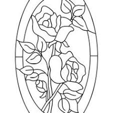 Stained Glass Flower Patterns Delectable Pin By Funda Belginer On Flowers Pinterest Glass Mosaics And