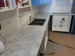 naperville white quartzite kitchen countertop installation