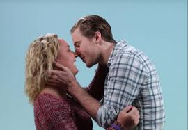 watch lesbians try kissing men and it s as awkward as you think an error occurred