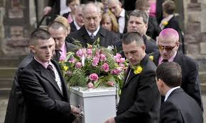 josh ryan evans funeral. Exellent Ryan Nikitta Grender Pink Funeral Carried Into Church By Boyfriend And Father   Daily Mail Online Intended Josh Ryan Evans Funeral
