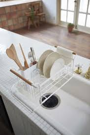 Over The Sink Drying Rack Best 25 Dish Drying Racks Ideas On Pinterest Traditional Dish