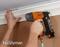 how to install cove lighting. Photo 8: Install The Crown How To Cove Lighting