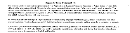Sample Vawa Cover Letter The Importance Of Submitting A Change Of Address Form Ar 11