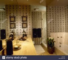 Modernes Badezimmer Orientalisch Inspirierte Badewanne Duschkabine