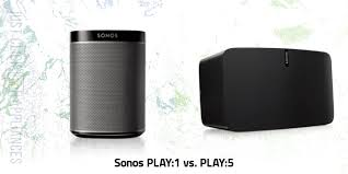 Sonos Play 1 Vs Play 5 Differences Explained