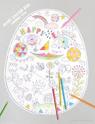 Coloring Splendid Easter Coloring Pages Mr Printables Easter Egg