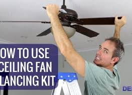 how to balance ceiling fan pukrolhome