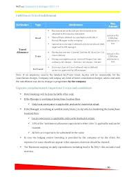 policy templates corporate travel policy template sample corporate travel policy