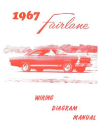 ford 1967 fairlane wiring diagram manual 67 ebay 1964 ford fairlane wiring diagram at Ford Fairlane Wiring Diagram