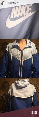 Light Workout Jacket Nike Windbreaker Light Workout Jacket Size Medium Never