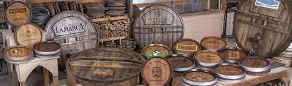 wine barrel wall art barrel carvings 1 wine barrel head wall art