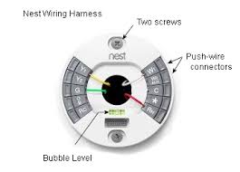 keyliner pot com nest thermostat quick review my wiring diagram looked like this literally displayed like this on the web