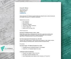 Example Of Medical Assistant Resume A Strong Resume Example For Medical Assistants Freesumes