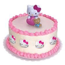 Hello Kitty Birthday Cakes Plus Birthday Cake Ideas Plus First