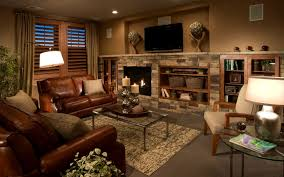 western themed living room best decoration ideas for you