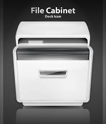 file cabinet icon mac. Slika File Cabinet Icon Mac U