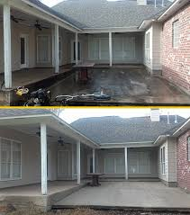 pressure washing baton rouge. Modren Rouge Prime Pressure Washing And Painting Before After Image Of  Washed House In Pressure Washing Baton Rouge E