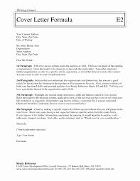 10 Cover Letter For Unknown Position Proposal Sample