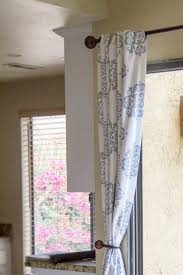 photo 7 of 7 lovely iron on curtain backing 8 diy no sew blackout curtain liners by seagrain