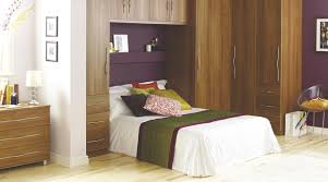 bedroom modular furniture. Contemporary Walnut Style Modular Bedroom Furniture System Contemporary- O