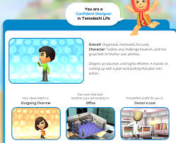 Whats Your Tomodachi Life Personality