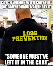 Tales from Loss Prevention - Album on Imgur via Relatably.com