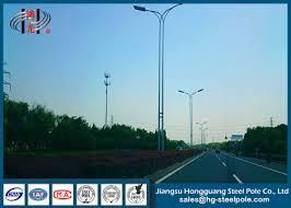 Hapco Light Pole Street Light Mast Arms