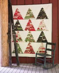 Tree Farm Quilt Kit | Keepsake Quilting &  Adamdwight.com