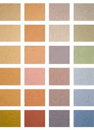 Weber Monocouche Colour Chart Rendering Colours Posh Rendering