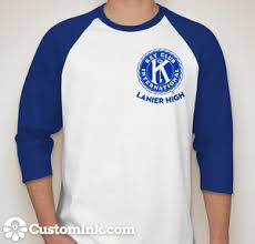 Key Club T-Shirt Design | Lanier High School Key Club