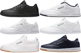 Reebok Club C Memt Mens Classic Shoe Sneaker Shoes