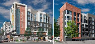 Vassar City Lights Affordable Housing Project Projects Architects Orange
