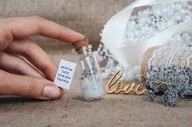 Winter Wedding Save The Date Boho Wedding Save The Date Mini Bottle Favors Wedding Memory Gift